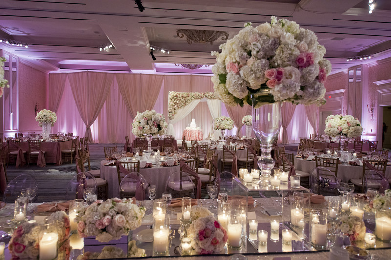 toronto wedding reception lighting ideas